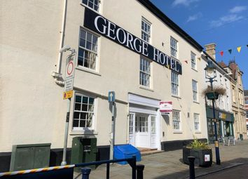 Thumbnail 1 bed flat to rent in High Street, The George Hotel, Melton Mowbray