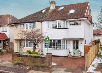 Thumbnail 4 bed semi-detached house for sale in Beech Way, Twickenham
