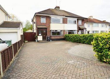 Thumbnail 3 bed semi-detached house for sale in Barnwood Avenue, Barnwood, Gloucester