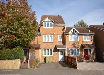 Thumbnail 4 bed town house for sale in Heathfield Drive, Mitcham