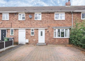 3 bed terraced house for sale in Redhurst Drive, Wolverhampton, West Midlands WV10