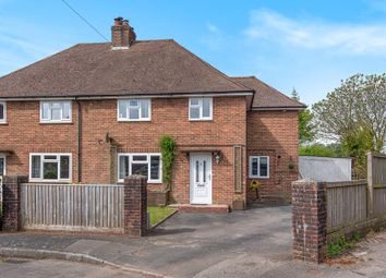 Thumbnail 4 bed country house for sale in Green Stile, Medstead, Alton