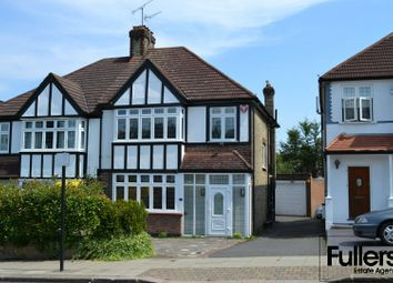 Thumbnail Semi-detached house to rent in Wades Hill, London