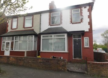 Thumbnail 3 bed semi-detached house for sale in Midland Road, Reddish, Stockport