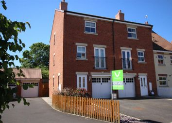 Thumbnail 4 bedroom town house for sale in Nursery Lane, Darlington