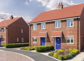 Thumbnail 2 bed semi-detached house for sale in Plot 51, The Dover At Birnam Mews, Oak Road, Stratford-Upon-Avon, Warwickshire