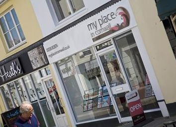 Thumbnail Retail premises for sale in 19, Molesworth Street, Wadebridge, Cornwall