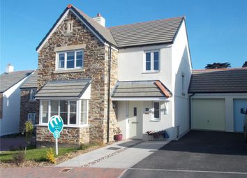 Thumbnail 4 bedroom detached house for sale in Du Maurier Drive, Fowey