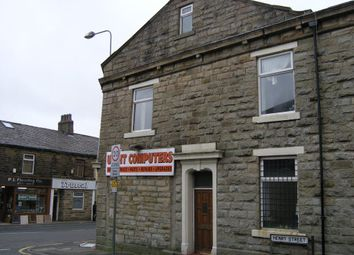 Thumbnail 1 bed flat to rent in Henry Street, Rishton, Blackburn