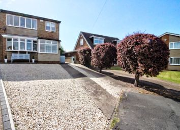 Thumbnail 3 bed semi-detached house for sale in Telson Close, Swinton, Mexborough