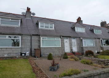 Thumbnail 2 bed terraced house to rent in Abergeldie Terrace, Aberdeen AB10,