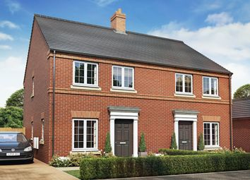 Thumbnail 3 bed semi-detached house for sale in 41-43 Jaric Lane, Brampton