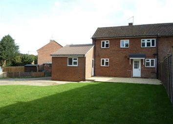 Thumbnail 3 bed end terrace house for sale in Wood Lane Close, Sonning Common, Sonning Common Reading