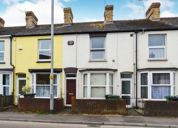 Thumbnail 2 bedroom terraced house for sale in Wellington New Road, Taunton