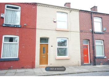 Thumbnail 2 bed terraced house to rent in Owen Street, Eccles, Manchester