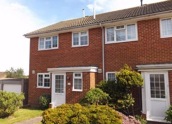 Thumbnail 2 bed end terrace house for sale in Jarvis Brook Close, Bexhill-On-Sea, East Sussex