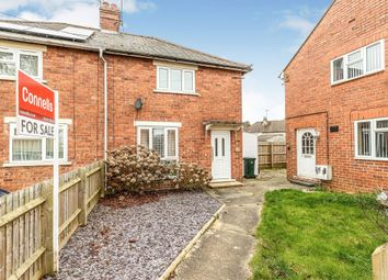 2 bed semi-detached house for sale in Wykham Place, Banbury OX16