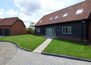 Thumbnail 4 bed detached house for sale in High Street, Great Barford