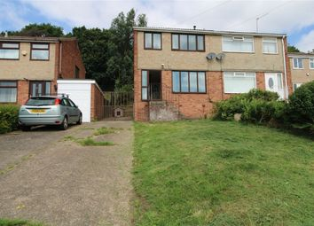 Thumbnail 3 bed semi-detached house for sale in Fort Hill Road, Wincobank, Sheffield, South Yorkshire