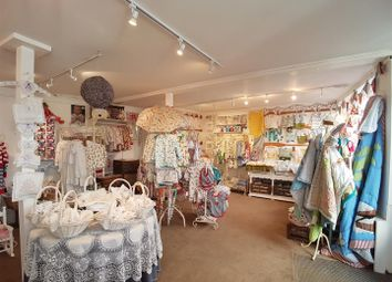 Thumbnail Retail premises for sale in Lostwithiel Street, Fowey