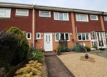 Thumbnail 3 bed terraced house for sale in Cargate Avenue, Aldershot