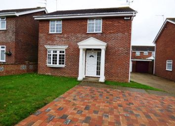 Thumbnail 4 bed detached house to rent in Rushlake Way, Carlton Colville, Lowestoft