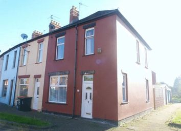 Thumbnail 3 bed end terrace house for sale in Liscombe Street, Newport