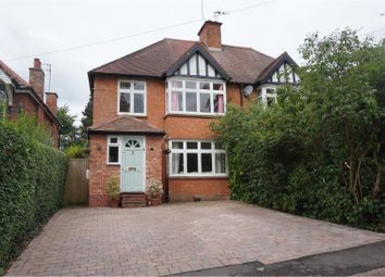 Thumbnail 3 bed semi-detached house for sale in Barley Close, Henley-In-Arden
