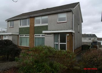 Thumbnail 3 bed semi-detached house to rent in Catter Gardens, Milngavie, Glasgow
