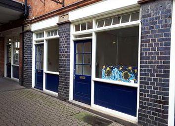 Thumbnail Retail premises to let in Unit 5 & 6, The Hopmarket, Worcester, Worcestershire