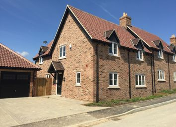 Thumbnail 3 bed cottage for sale in Plot 18, Hill Place, Brington, Huntingdon
