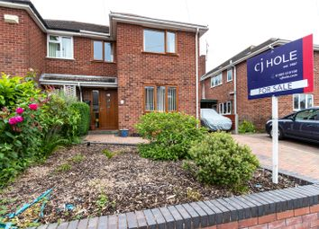 Thumbnail 3 bed semi-detached house for sale in Athelstan Road, Worcester, Worcestershire