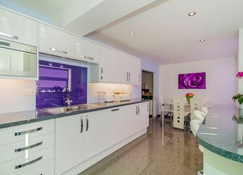 Thumbnail 4 bed semi-detached house for sale in Falkirk Close, Stamford