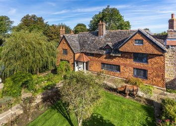 Thumbnail 5 bed detached house for sale in Rusper Road, Capel, Dorking, Surrey