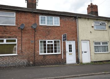 Thumbnail 2 bed terraced house to rent in Hammersmith, Ripley, Derbyshire