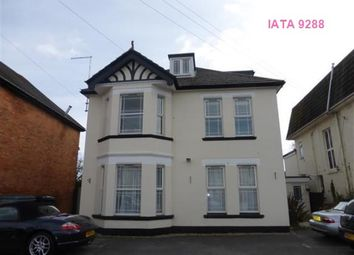 Thumbnail 2 bed flat to rent in Parkwood Road, Southbourne, Bournemouth