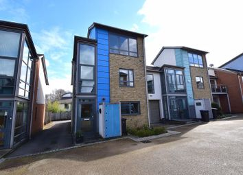 3 bed link-detached house for sale in Ramblers Lane, Newhall, Harlow CM17