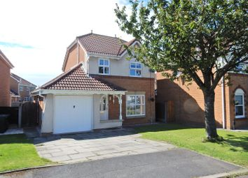Thumbnail 3 bed detached house for sale in Chester Close, Heaton With Oxcliffe, Morecambe