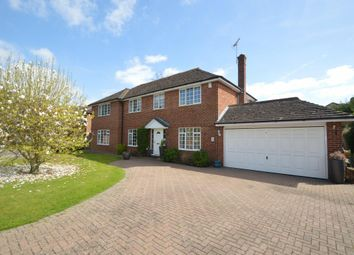 Thumbnail 5 bedroom detached house for sale in St. Catherines Close, Sindlesham
