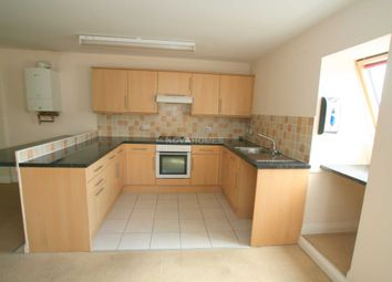 Thumbnail 1 bed flat for sale in Barne Road, St Budeaux, Plymouth