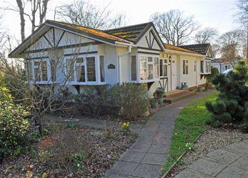 Thumbnail 2 bed mobile/park home for sale in Woodpecker Lane, Deanland Wood Park, Golden Cross, Hailsham