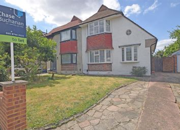 Thumbnail 2 bed semi-detached house to rent in Selkirk Road, Twickenham