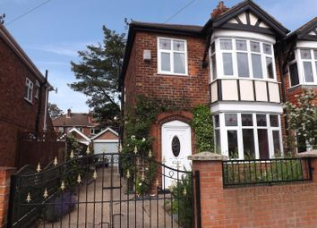 Thumbnail 3 bed semi-detached house for sale in Compton Drive, Grimsby