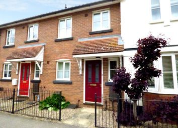 Thumbnail 2 bed terraced house for sale in Hill Farm Road, Long Stratton, Norwich