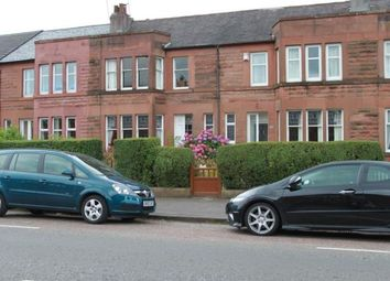 Thumbnail 3 bedroom terraced house to rent in 21 Titwood Road, Shawlands, Glasgow G412Dd