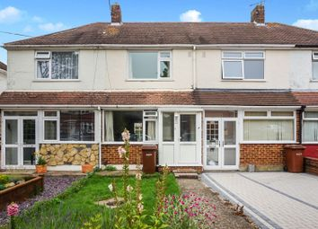 Thumbnail 2 bed terraced house for sale in West Drive, Chatham