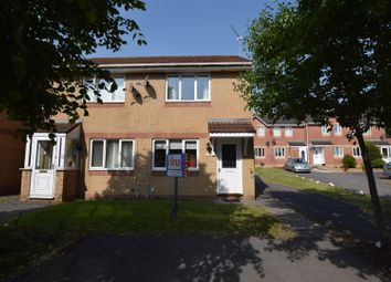 Thumbnail 2 bed semi-detached house for sale in Thistle Close, Barry
