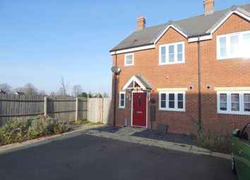 Thumbnail 2 bed end terrace house for sale in Guinevere Road, Cheltenham