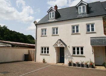 Thumbnail 4 bed terraced house to rent in Newton Court, Bampton, Tiverton