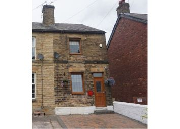 Thumbnail 2 bedroom end terrace house for sale in Queens Road, Beighton, Sheffield